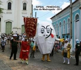Boneco Gigante - Ovo da Madrugada - Penedo-AL (Brasil).