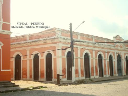 Mercado Público de Penedo - Av Floriano Peixoto, snº - Penedo-AL (Brasil)