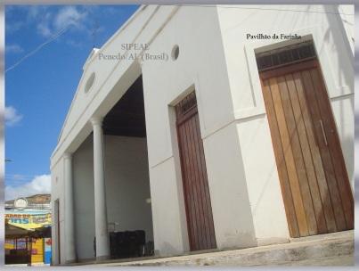 Pavilhão da Farinha - Penedo-AL