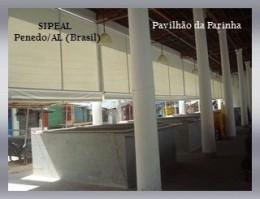 Pavilhão da Farinha - R. Sabino Romariz - Penedo-AL