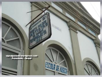 Sociedade Monte Pio dos Artistas de Penedo - Penedo/AL (Brasil).