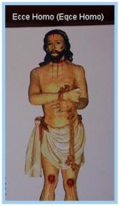 Ecce Homo - Uma das mais antigas imagens sacra - Penedo-AL (Brasil)