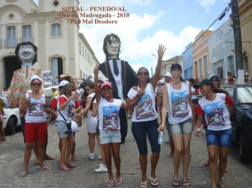Ovo da Madrugada - 2010 - Penedo-AL (Brasil).