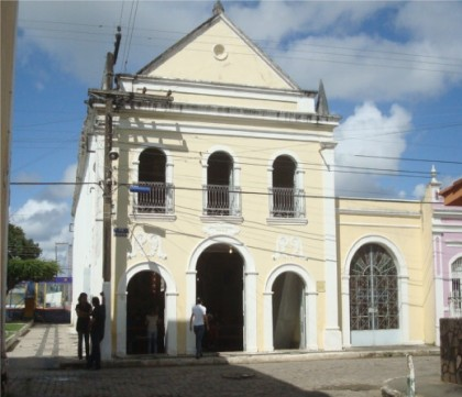 Igreja da Stª Cruz do Cortume - Penedo-AL