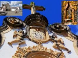Igreja de Stª Mª dos Anjos [1660-1759] - R. 7 de Setembro, 218 - Penedo-AL