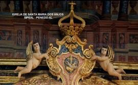 Igreja de Stª Mª dos Anjos - Penedo-AL.