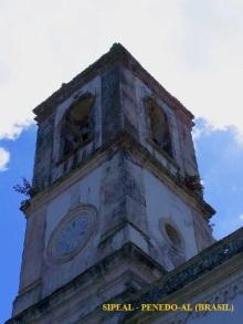 Igreja Catedral de N Srª do Rosário (Catedral) - Pça Barão de Penedo, 1 (Antiga Pça do Pelourinho) - Penedo-AL (Brasil)