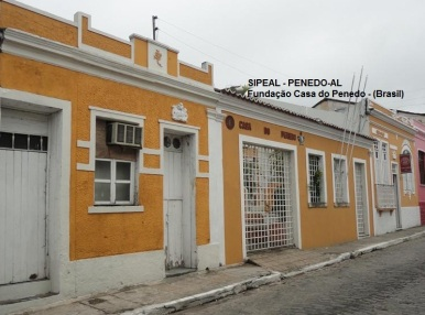 Fundação Casa do Penedo - Penedo-AL (Brasil)