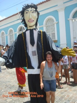 Ovo da Madrugada - Ano 2010 - Penedo-AL (Brasil) - Prévia