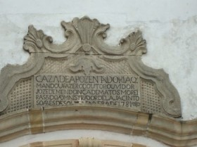 Casa de Aposentadoria Velha (1781-1782)