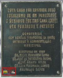 Biblioteca de Penedo - Praça. Floriano Peixoto 164 - Penedo/AL (Brasil)