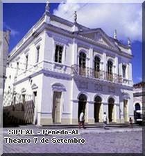 Theatro 7 de Setembro (1865 a 1884) - Penedo-AL.