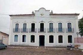 Casa de Aposentadoria Nova (Sede da Prefeitura Municipal) - 1866 - Penedo-AL