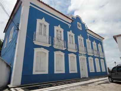 Casa de Aposentadoria Nova (atual Sede da Prefeitura Municipal - Penedo-AL