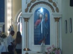 Bom Jesus dos Navegantes - Igreja da Stª Cruz do Cortume - R. Dr. Joaquim Nabuco, s/nº - Penedo/AL (Brasil).