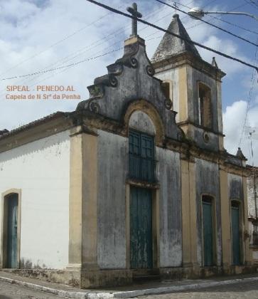 Capela de N Srª. da Penha - R. João Pessoa s/nº - Penedo-AL (Brasil)