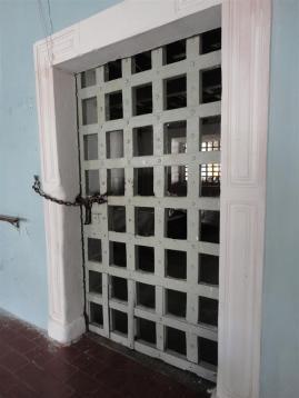 Grade do Xadrez - Cadeia de Penedo (Brasil)