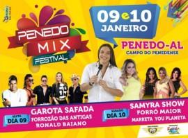 Penedo Mix Festival 2015 - Penedo/AL (Brasil)