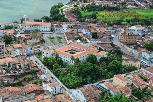 Conjunto Arquitetônico  Municípal - Penedo-AL (Brasil)