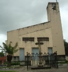 Capela Sr Bom Jesus dos Pobres - Penedo-AL (Brasil).