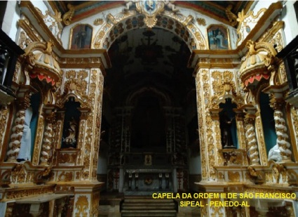 Capela da Ordem III de S. Francisco - Penedo-AL.