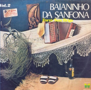 LP - Baianinho da Sanfona Vol 2 - Copacabana
