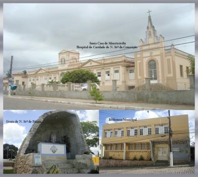 Pontos Históricos (f 43) (Monumentos) Penedo-AL