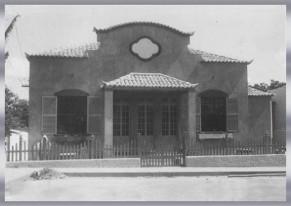 1ª Sede do Penedo Tênis Clube - Penedo-AL