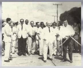 Inauguração Gruta N. Srª. de Fátima - Penedo/AL