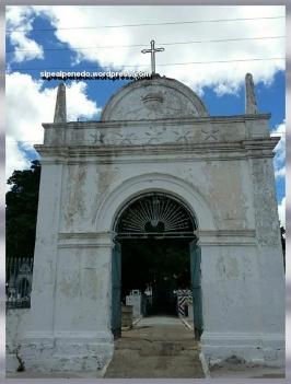 Cemitério S. Gonçalo de  Amarante (1854) - Penedo/AL (Brasil).