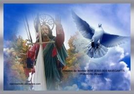 Imagem Bom Jesus dos Navegantes - Penedo/AL (Brasil).