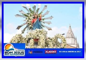 Imagem de Bom Jesus dos Navegantes - Penedo/AL (Brasil).