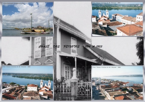 Chalé dos Peixotos - Penedo/AL (Brasil) - Ano 2001).
